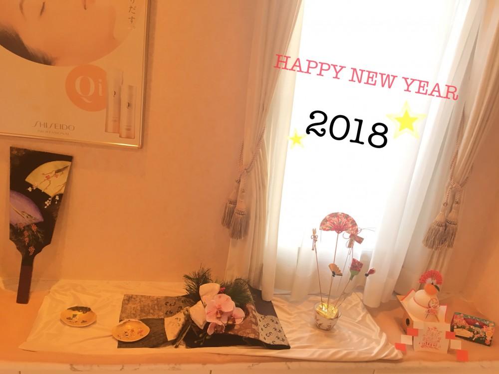 新年のご挨拶(*_ _)